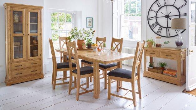 Solid Oak Dining Furniture