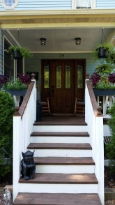 Front porch, after