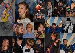 Light Blue Performers