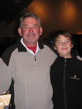 Winners - Fred and Sebastian Bowles