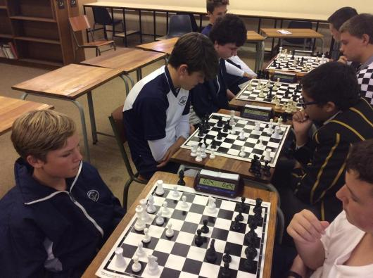 Chess-Outeniqua-Derby-Day