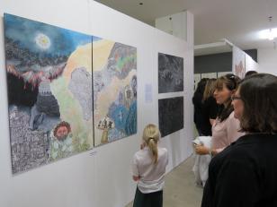 Matric-Art-Exhibition
