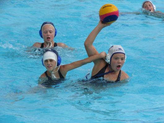 2. FP Inter House Water Polo