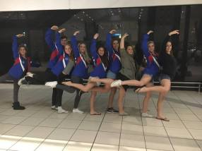 Oakhill Dance Team to SA Champs in JHB (3)