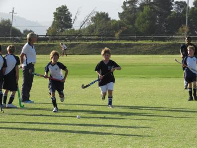 Eye on the Ball Oakhill U9 Connor Murphy and Montessori U9 boys (Copy)