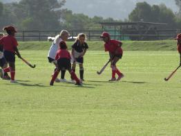 Oakhill U9 girls vs Riverwood U9 Girls (Copy)