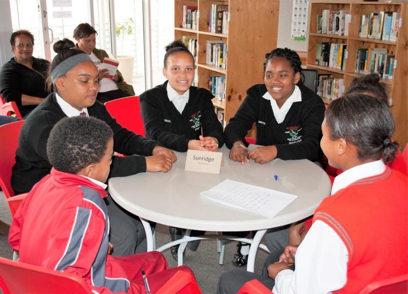 Phendulani Quiz at Oakhill School (4)