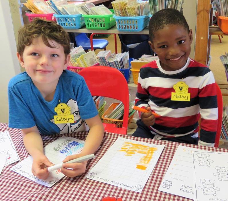 Oakhill Grade 1 Orientatino Day (2)