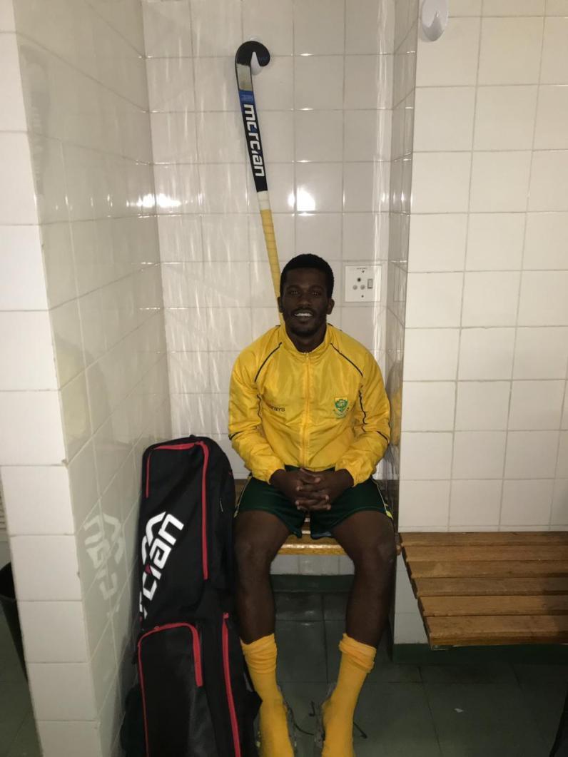Sam Mvimbi SA Mens June 2019 vs Nambia