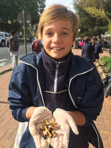 Grade 6 Cleanup Knysna Main Road (5)
