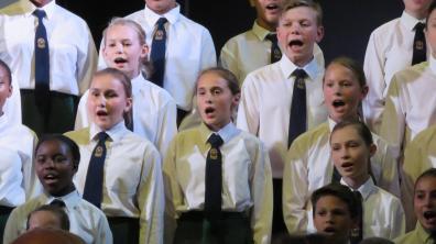 Knysna Primary Choir 2