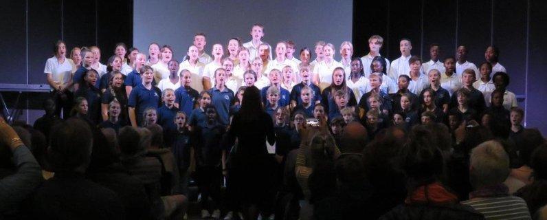 Oakhill School Choir 1