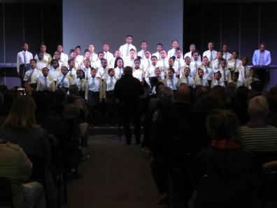 Percy Mdala Choir 1