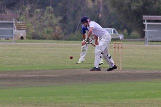 Oakhill 1st XI Cricket vs Oakdale (3)