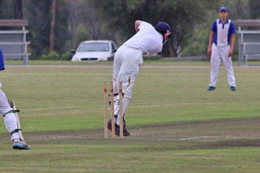Oakhill 1st XI Cricket vs Oakdale (4)