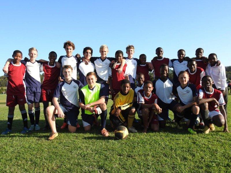 Oakhill Boys Soccer team vs Percy Mdala (Copy)