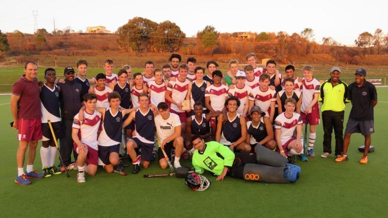2. Oakhill 1st Boys Hockey vs Adams Grammar (Copy)