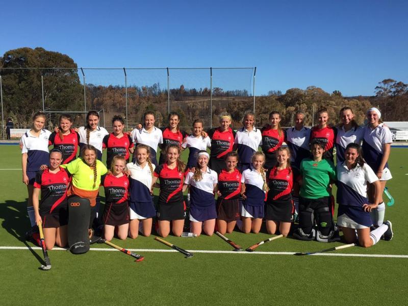 3. Oakhill 1st Hockey Girls vs Pates Grammar (Copy)