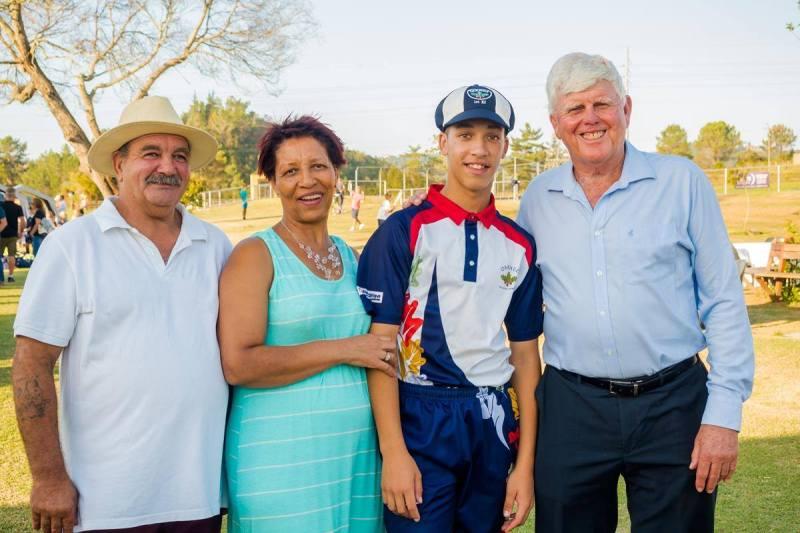 Barry Richards Cricket Bursary 1