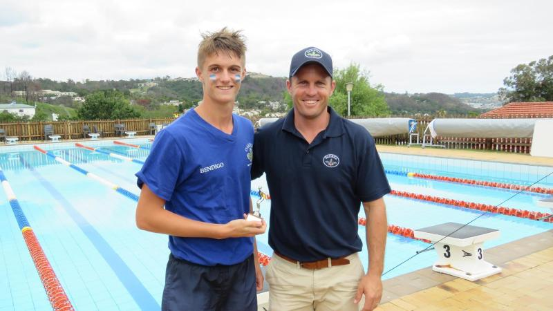 College Inter-House Swimming (5c)