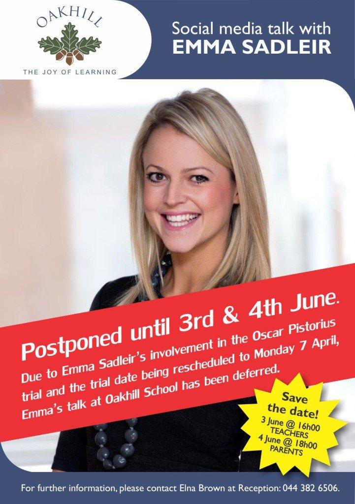 Emma-Sadleir_postponed