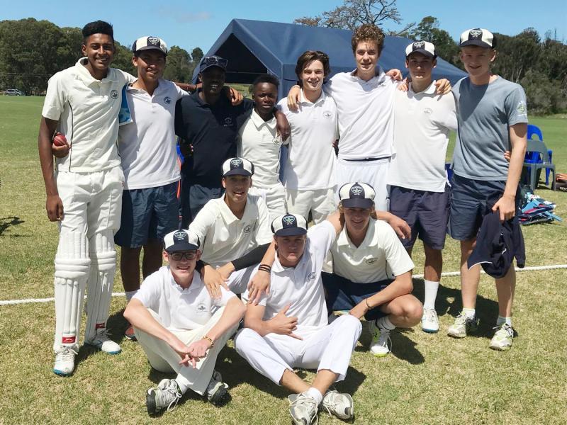 First Team Cricket OSC (1)