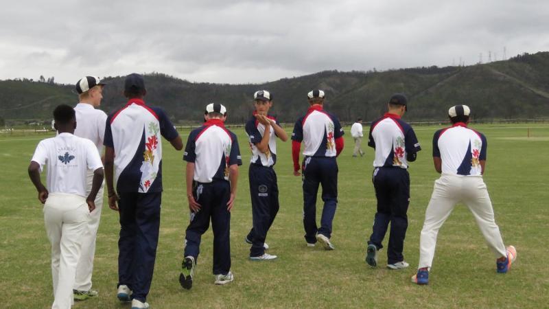 First Team Cricket OSC (23)