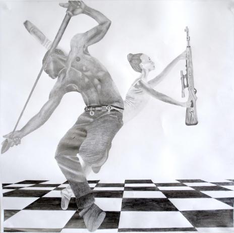 Gr 11 Art (19)