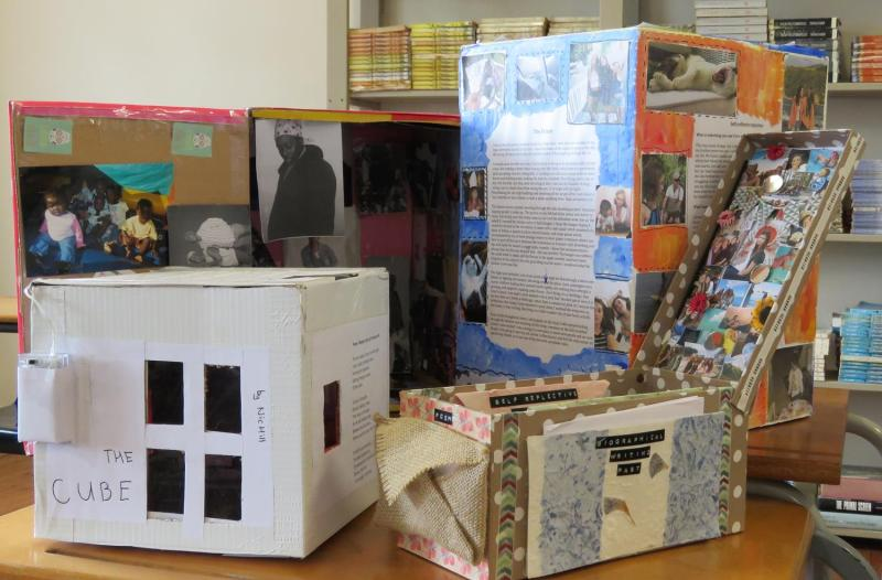 Grade 10 Project - The Cube (1)