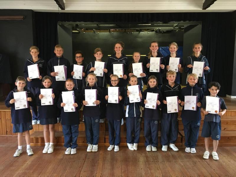 IBT Grade 3 and 6, 2016 certificate winners (Copy)