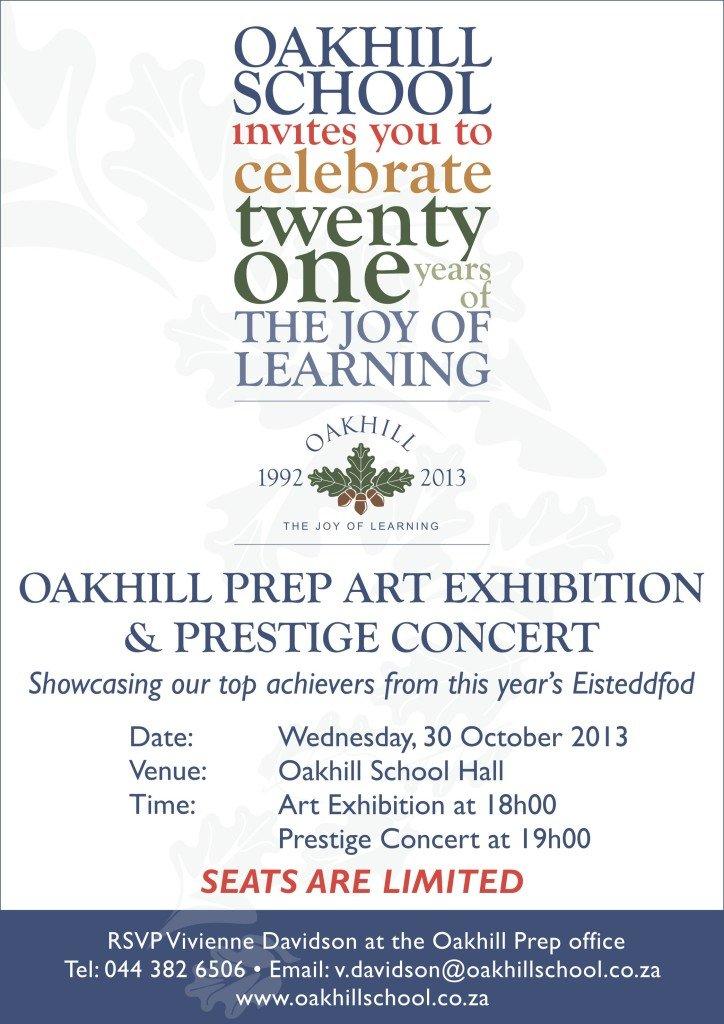 Oakhill_Prep.Art.Exhibition & Prestige.Concert
