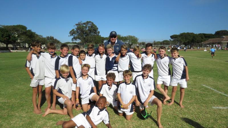 U11 Rugby Tour - Clarendon Park (1)