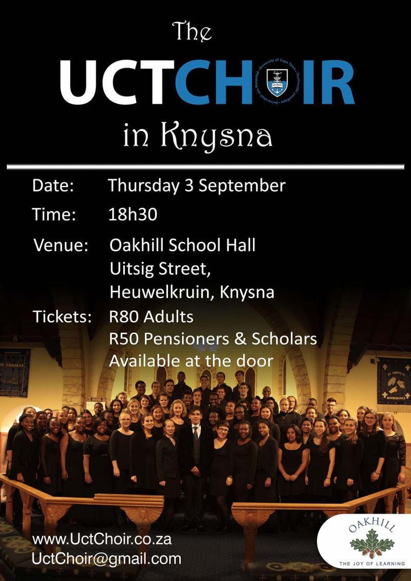UCT-Choir-Poster