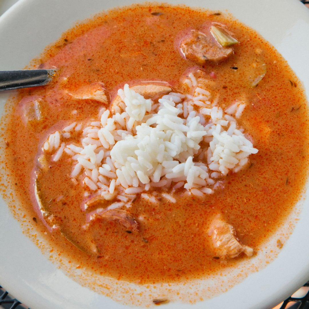 Oak Hill's Gumbo is Perfect for Any Time of Day!