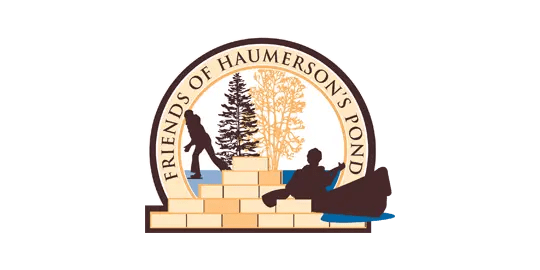 logo for The Friends of Haumerson's Pond