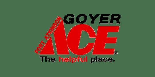 logo for Goyer Ace Hardware