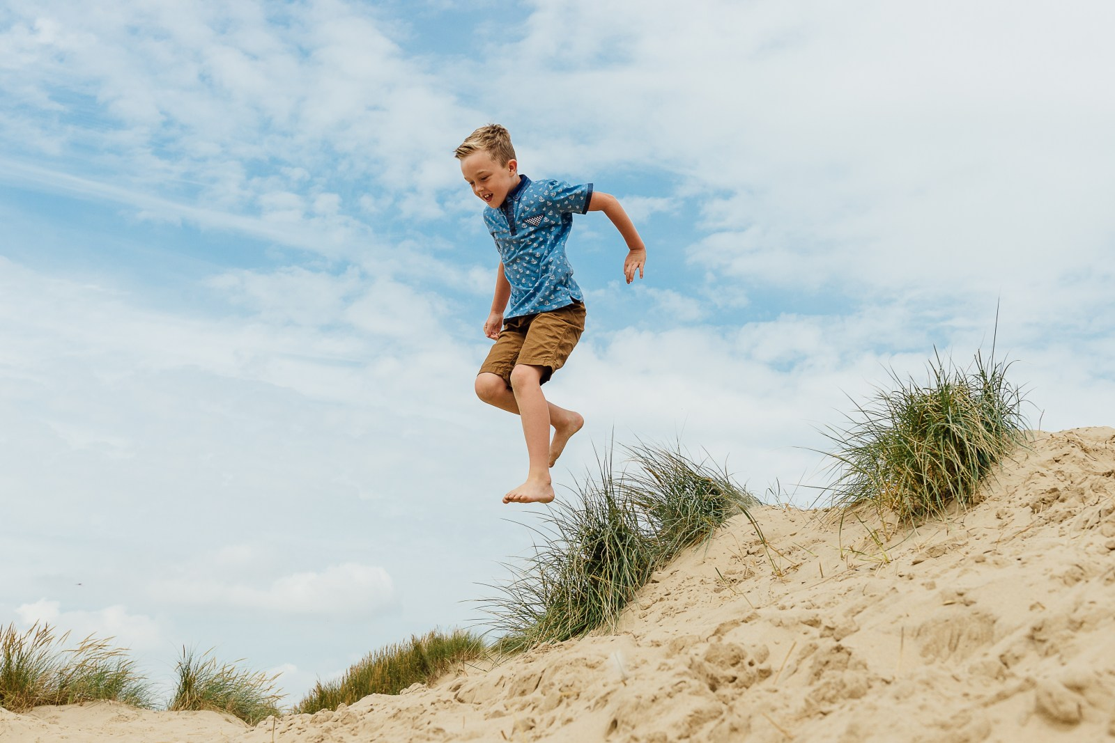 Camber Sands Family Photo Shoot