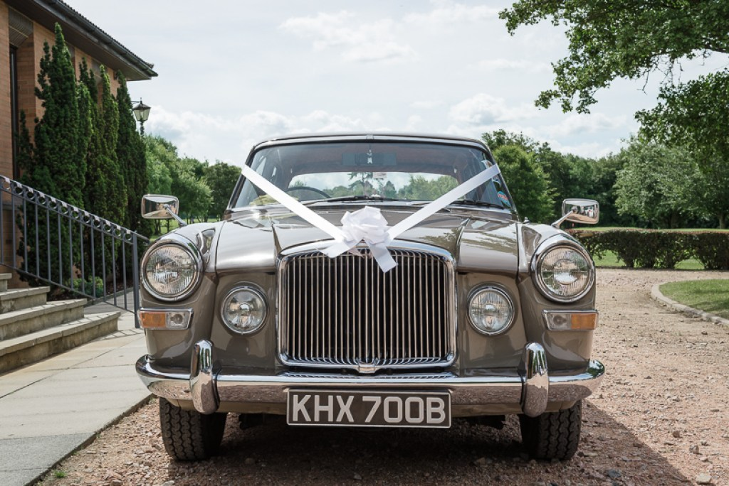 Vintage Wedding Car Sevenoaks | Oakhouse Photography