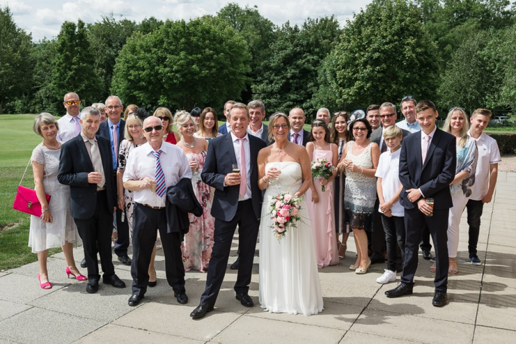 Darenth Valley Golf Club Kent Wedding