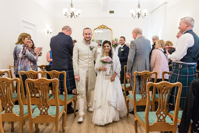 Wedding Photographer Woolwich Town Hall | Oakhouse Photography