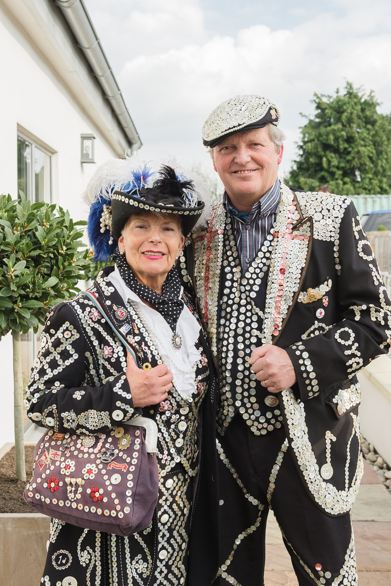 Pearly King and Pearly Queen Woolwich and Greenwich | Oakhouse Photography