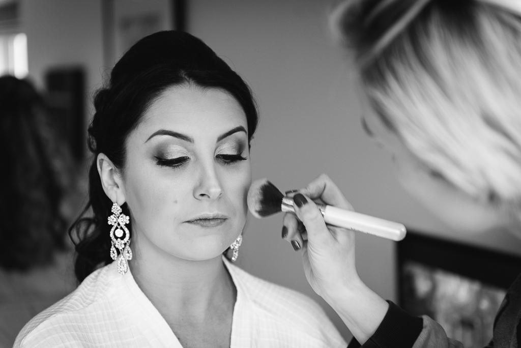 Bridal prep | Sidcup Wedding of Becky & Hugo | Oakhouse Photography