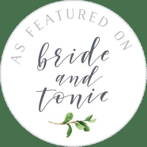 Bride & Tonic Blog | Oakhouse Photography