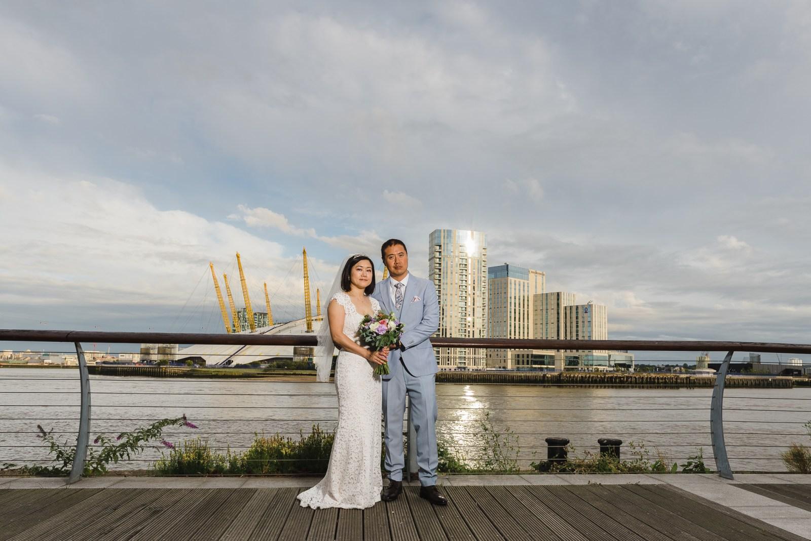 Lydia & Danh's London Wedding