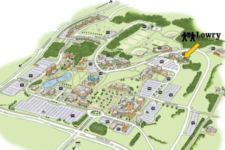 university of rochester campus map » Full HD MAPS Locations ...