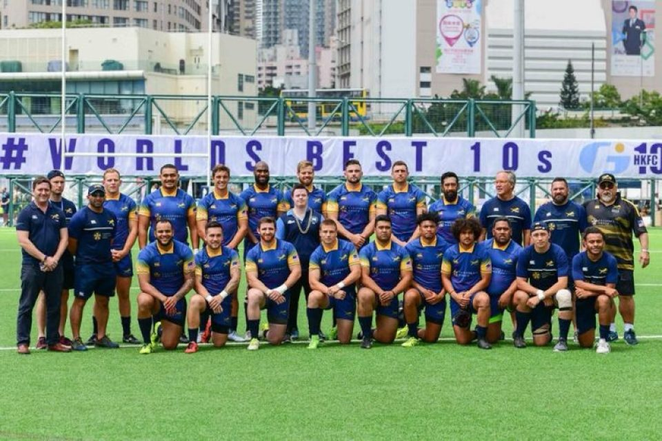 CCIG Tiger Rugby, Sponsored By Oakland's Phil Tagami, Is At Hong Kong Sevens