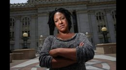 cat brooks after interview on ru - Cat Brooks, After Interview On Run For Mayor Of Oakland, Helpings Artists Avoid Homeless Conditions
