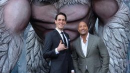 Dwayne-Johnson and Jason Liles