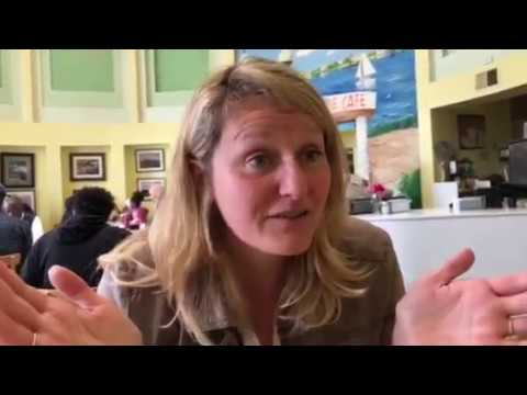 Buffy Wicks Talks California Assembly District 15 Campaign Over Coffee In Oakland