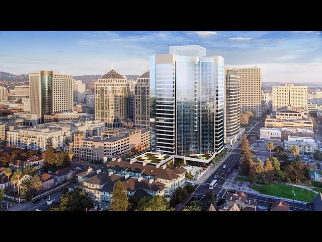 Blue Shield Of California Moves To Oakland For 601 12th Street, City Center Office